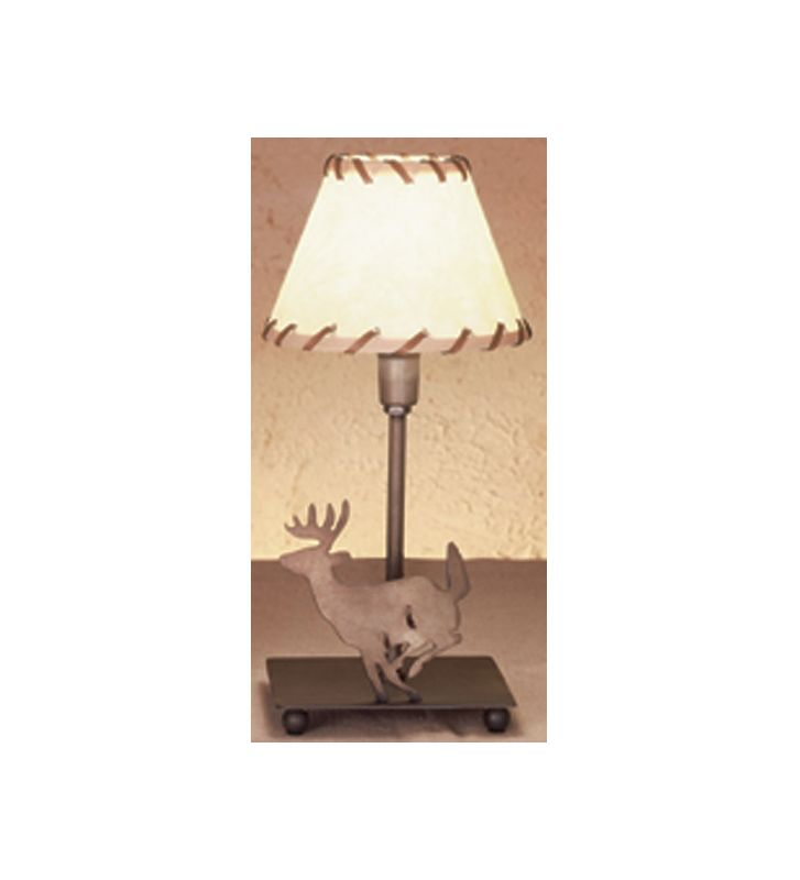 Meyda Tiffany 49799 Accent Table Lamp from the Elks Club Collection