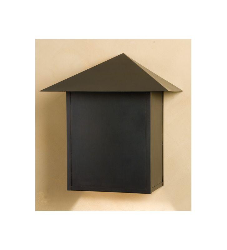 """Meyda Tiffany 49947 15"""" Wide Single Light Wall Sconce Indoor"""
