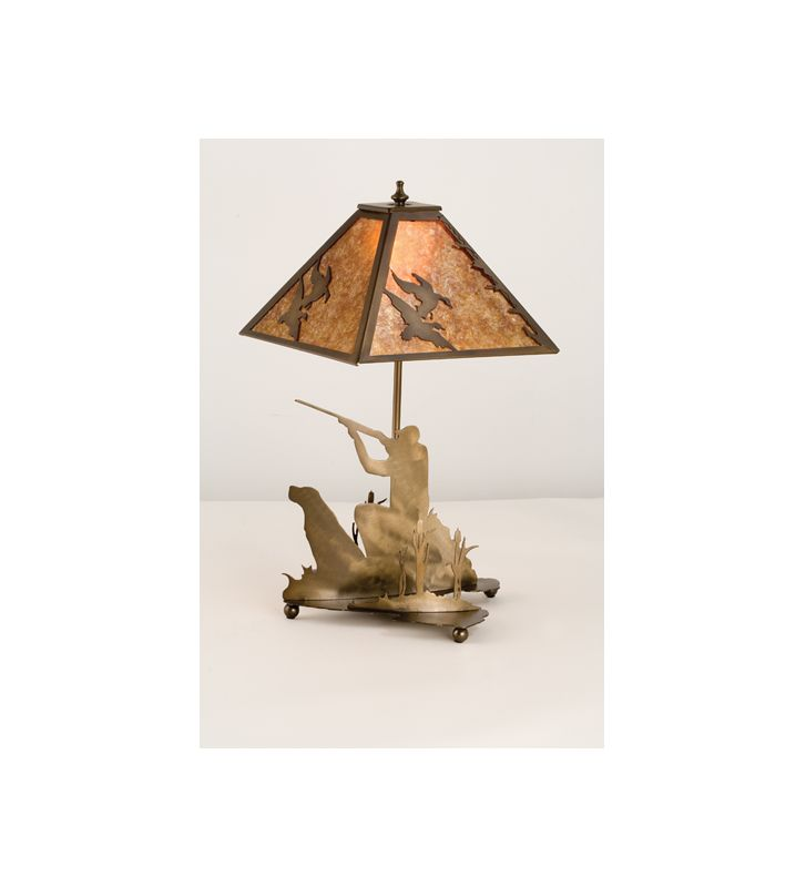 Meyda Tiffany 50402 Table Lamp from the Ducks in Flight Collection Sale $374.00 ITEM: bci84081 ID#:50402 UPC: 705696504022 :
