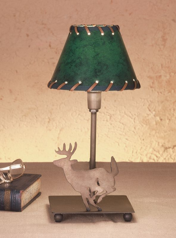 Meyda Tiffany 50611 Accent Table Lamp from the Elks Club Collection