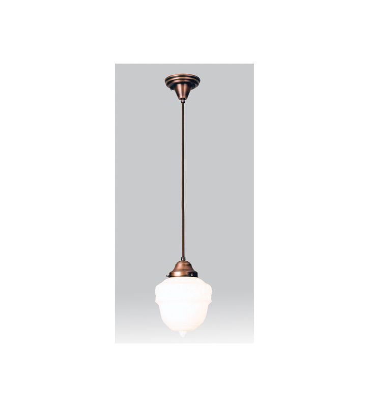"Meyda Tiffany 50645 Single Light ""Rochelle"" Mini Pendant Burnished"