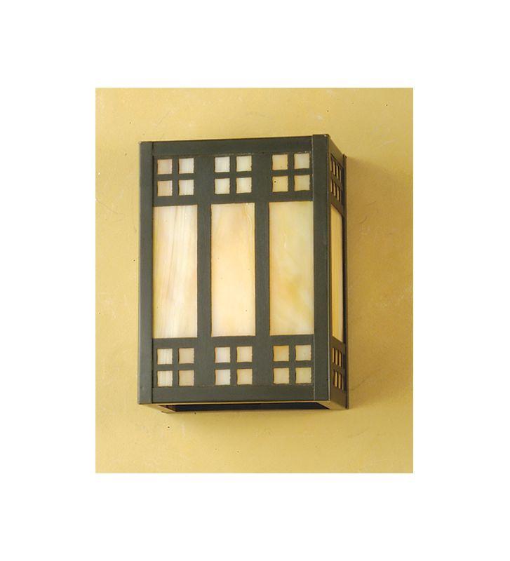 "Meyda Tiffany 50663 7"" Wide ADA Compliant Single Light Wall Sconce Sale $715.00 ITEM: bci626250 ID#:50663 UPC: 705696506637 :"