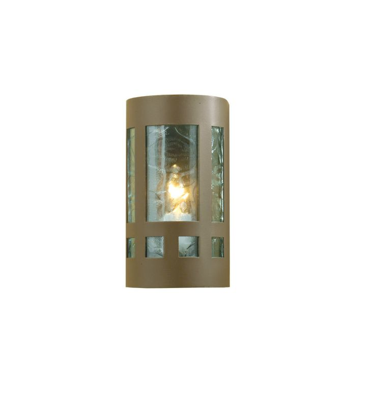 "Meyda Tiffany 50856 5"" Wide ADA Compliant Single Light Wall Sconce N/A"
