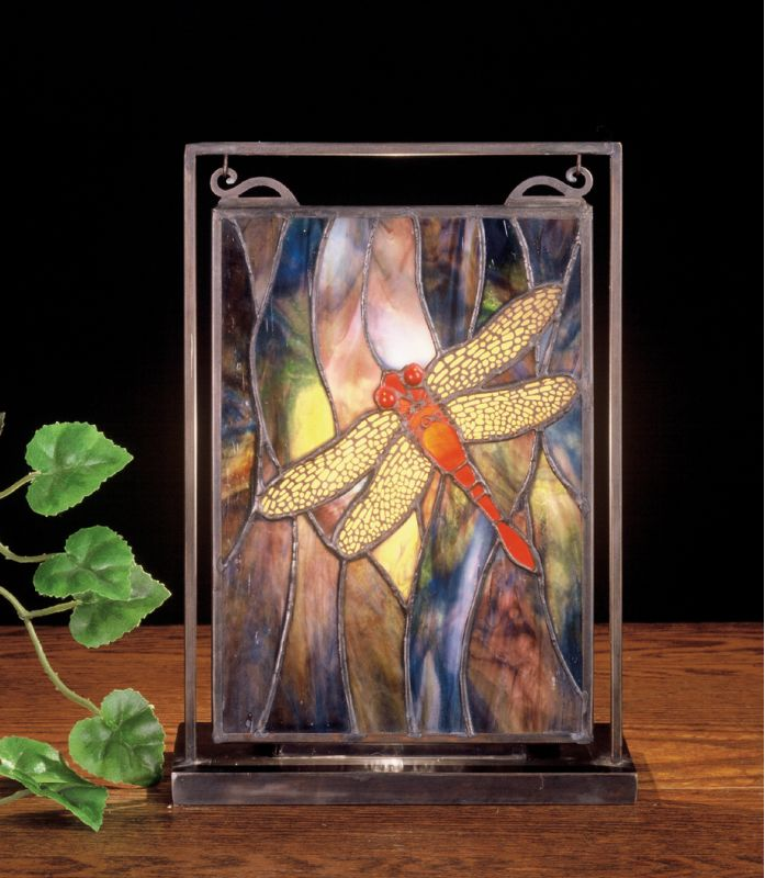 Meyda Tiffany 56831 Stained Glass / Tiffany Specialty Lamp from the