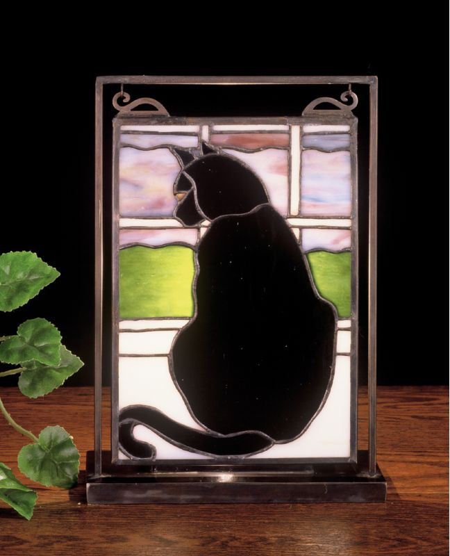 Meyda Tiffany 56834 Stained Glass / Tiffany Specialty Lamp from the