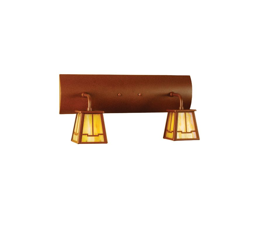Meyda Tiffany 66086 Two Light Down Lighting Bathroom Fixture Rust Sale $363.00 ITEM: bci626253 ID#:66086 UPC: 705696660865 :