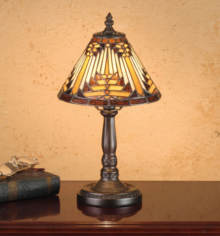 Meyda Tiffany 66223 Stained Glass / Tiffany Accent Table Lamp from the Sale $190.80 ITEM: bci93052 ID#:66223 UPC: 705696662234 :