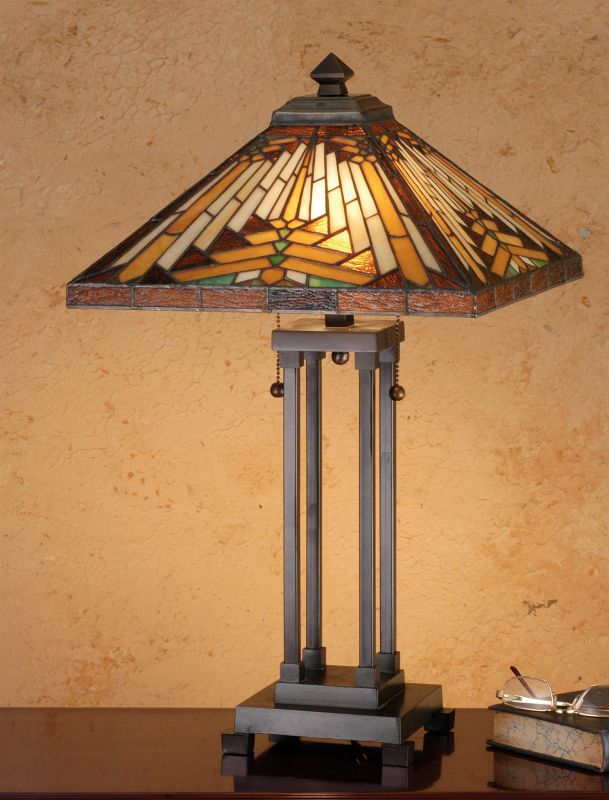 Meyda Tiffany 66230 Stained Glass / Tiffany Table Lamp from the Sale $334.80 ITEM: bci270037 ID#:66230 UPC: 705696662302 :