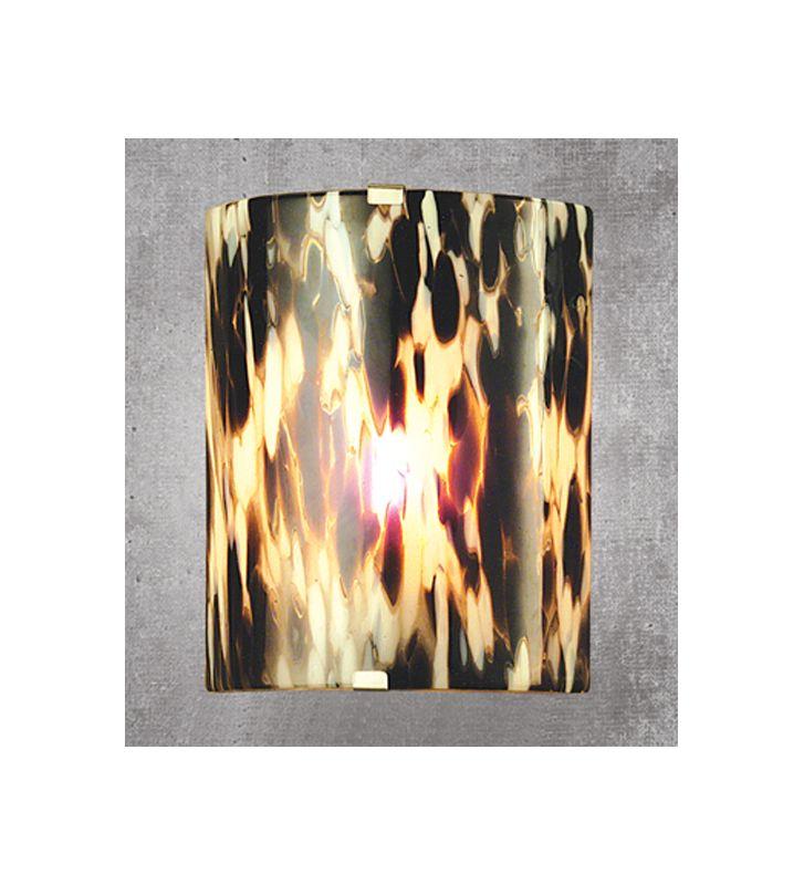 """Meyda Tiffany 66473 8"""" Wide ADA Compliant Single Light Wall Washer N/A"""