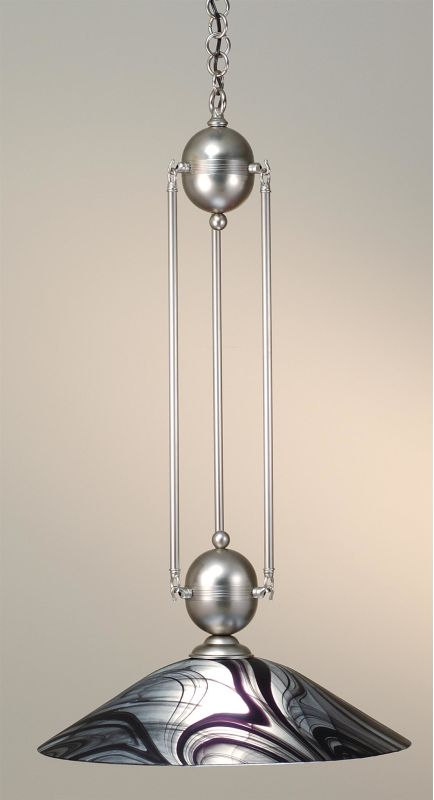 Meyda Tiffany 68713 Down Lighting Pendant from the Metro Line