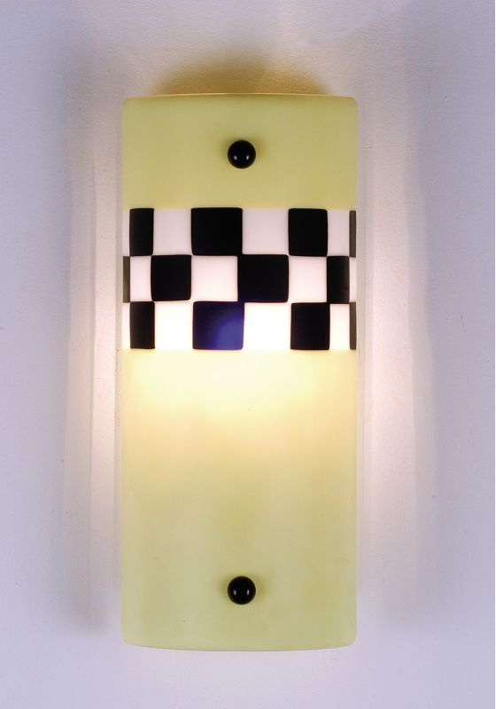 "Meyda Tiffany 71033 5"" Wide ADA Compliant Single Light Wall Washer"