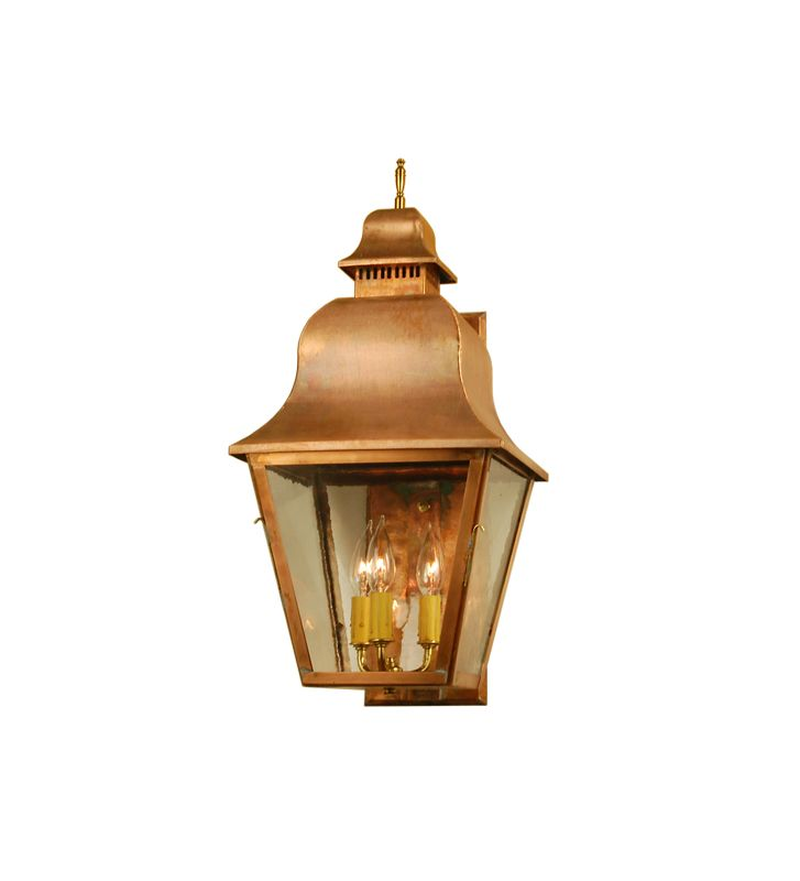 Meyda Tiffany 71569 Three Light Up Lighting Outdoor Wall Sconce from