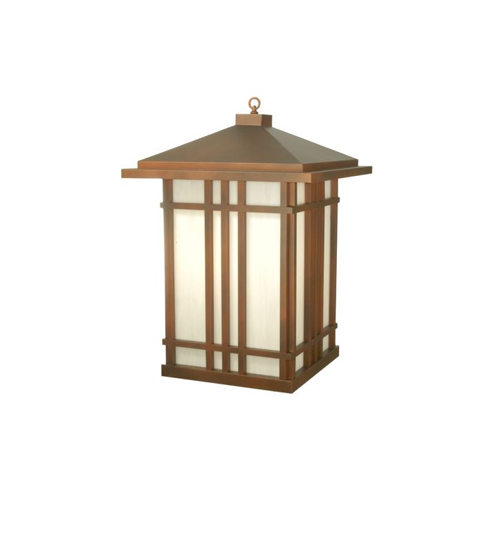 Meyda Tiffany 73346 Single Light Down Lighting Outdoor Pendant