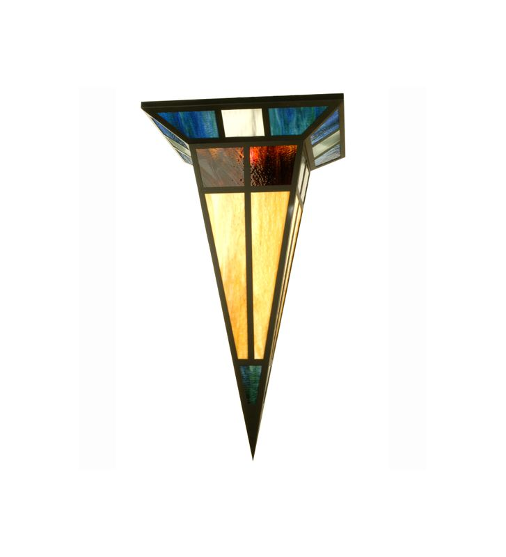 Meyda Tiffany 78162 Single Light Semi-Flush Ceiling Fixture N/A