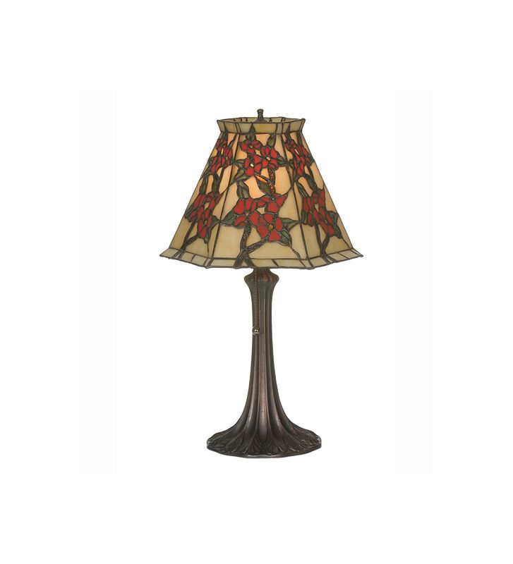 Meyda Tiffany 81620 Asian Single Light Up Lighting Table Lamp from the Sale $379.80 ITEM: bci877332 ID#:81620 UPC: 705696816200 :