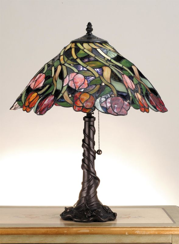 Meyda Tiffany 82315 Stained Glass / Tiffany Accent Table Lamp from the Sale $396.00 ITEM: bci278158 ID#:82315 UPC: 705696823154 :