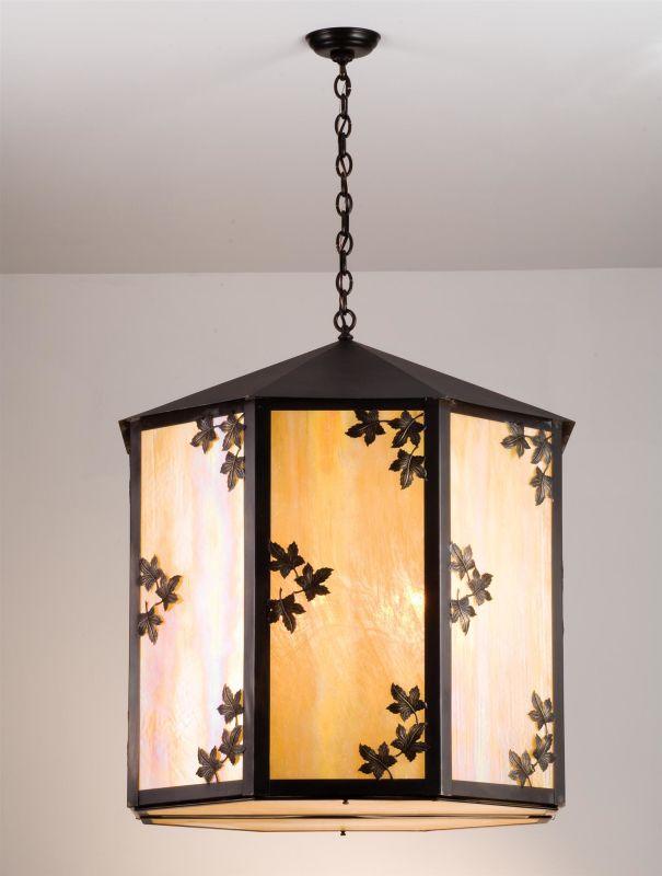 Meyda Tiffany 98870 Four Light Down Lighting Pendant Indoor