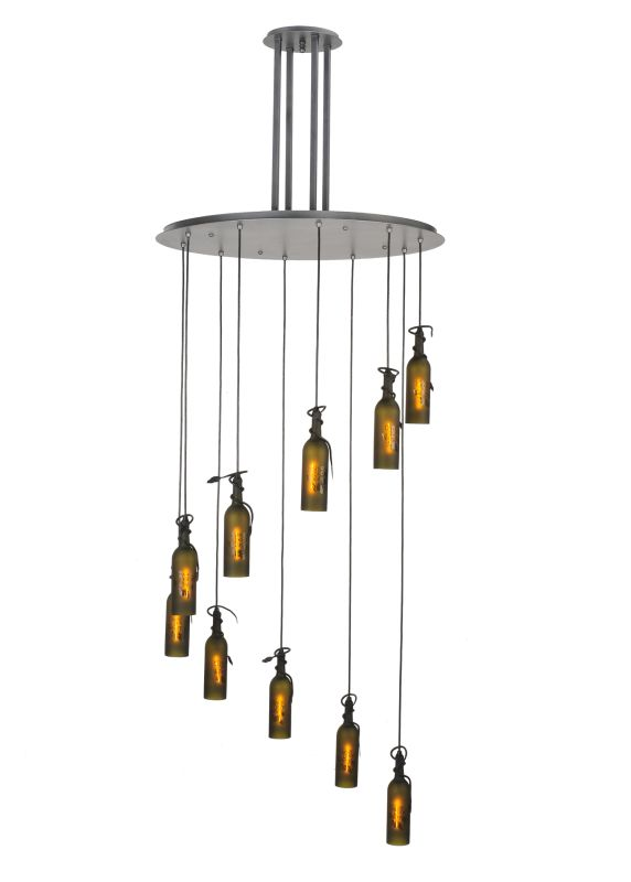 Meyda Tiffany 99822 Ten Light Down Lighting Semi Flush Ceiling Fixture Sale $3273.60 ITEM: bci876825 ID#:99822 UPC: 705696998227 :
