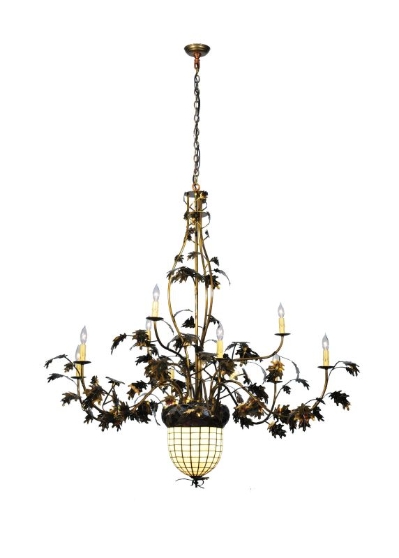 Meyda Tiffany 99911 Eleven Light Up / Down Lighting Two Tier Sale $2941.40 ITEM: bci877460 ID#:99911 UPC: 705696999118 :