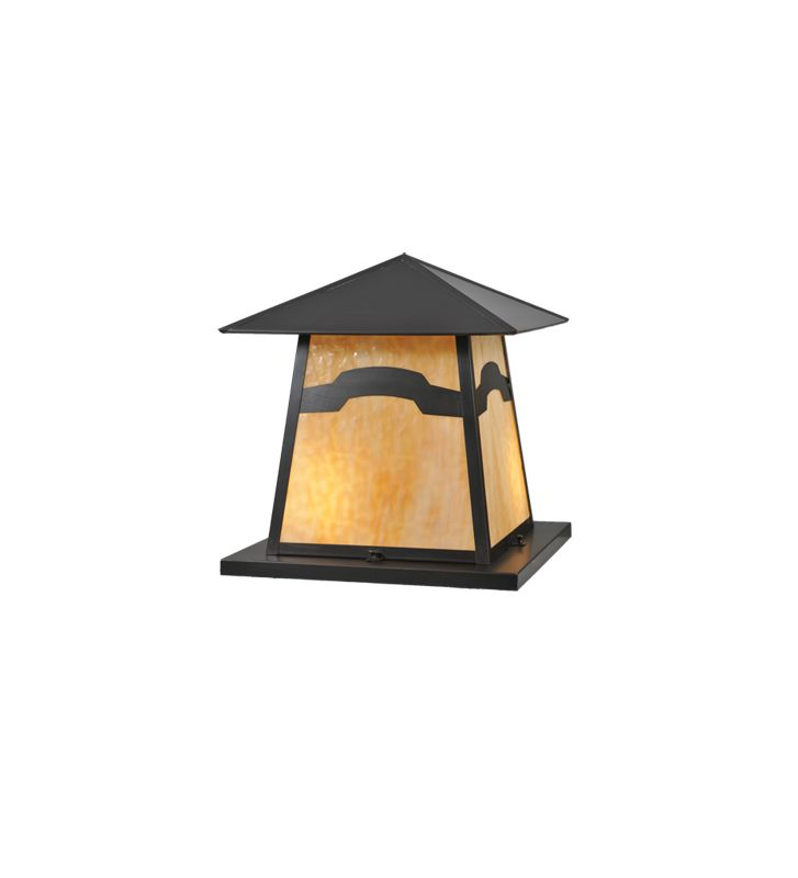 Meyda Tiffany 99942 Two Light Up Lighting Outdoor Post Light from the Sale $1210.00 ITEM: bci876533 ID#:99942 UPC: 705696999422 :
