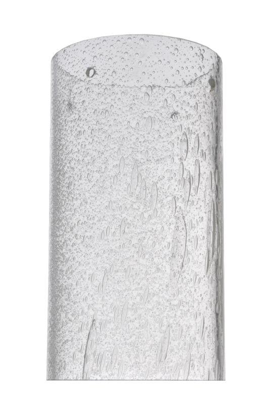 """Meyda Tiffany 110657 4"""" W X 7.5"""" H Cylinder Seedy Replacement Shade"""