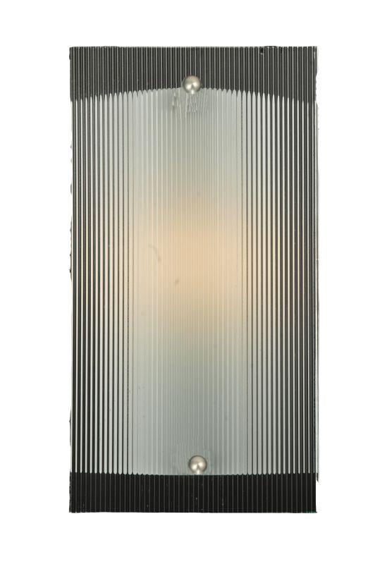 "Meyda Tiffany 111416 6"" W Quadrato Reeded Wall Sconce Reeded Indoor"