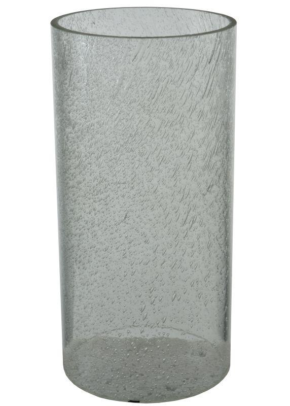 """Meyda Tiffany 131048 4"""" W X 8"""" H Cylinder Seedy Replacement Shade"""