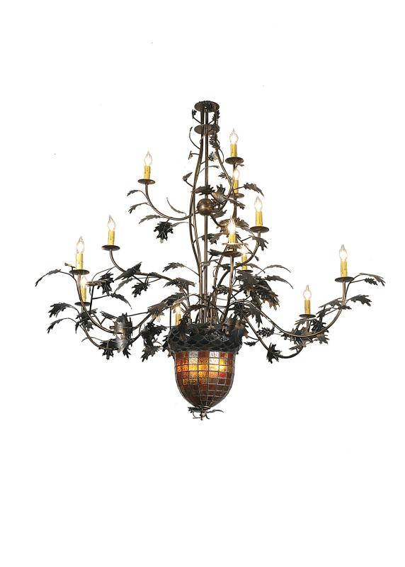 Meyda Tiffany 98524 Fourteen Light Up / Down Lighting Three Tier Sale $3909.40 ITEM: bci877121 ID#:98524 UPC: 705696985241 :