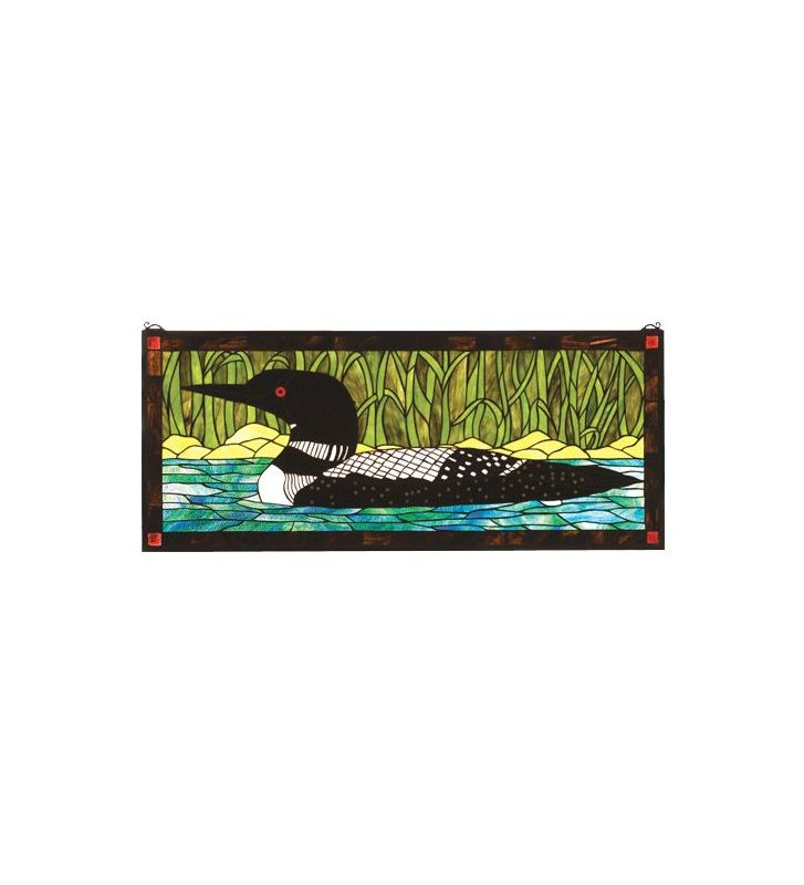 Meyda Tiffany 14625 Stained Glass Tiffany Window from the Outdoor Sale $622.80 ITEM: bci33928 ID#:14625 UPC: 705696146253 :