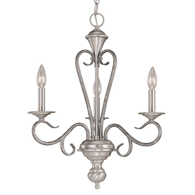 Millennium Lighting 513 Devonshire 3 Light Single Tier Chandelier
