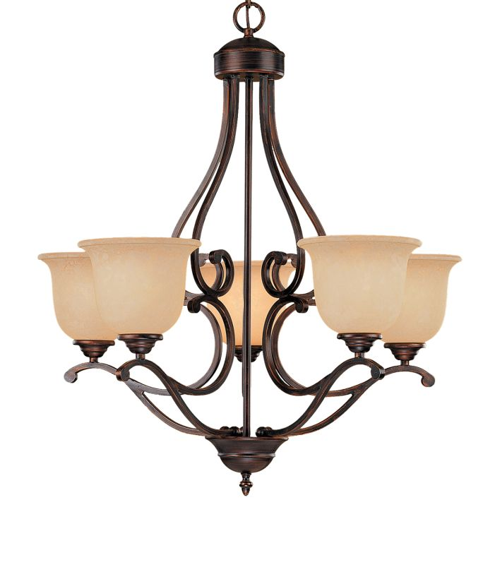 Millennium Lighting 1025 Courtney Lakes 5 Light Single Tier Chandelier Sale $199.90 ITEM: bci2231083 ID#:1025-RBZ UPC: 842639004802 :