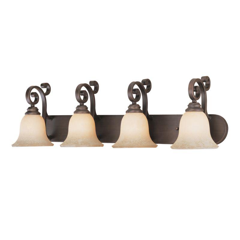 Millennium Lighting 1244 Oxford 4 Light Bathroom Vanity Light Rubbed Sale $153.90 ITEM: bci2231149 ID#:1244-RBZ UPC: 842639006967 :