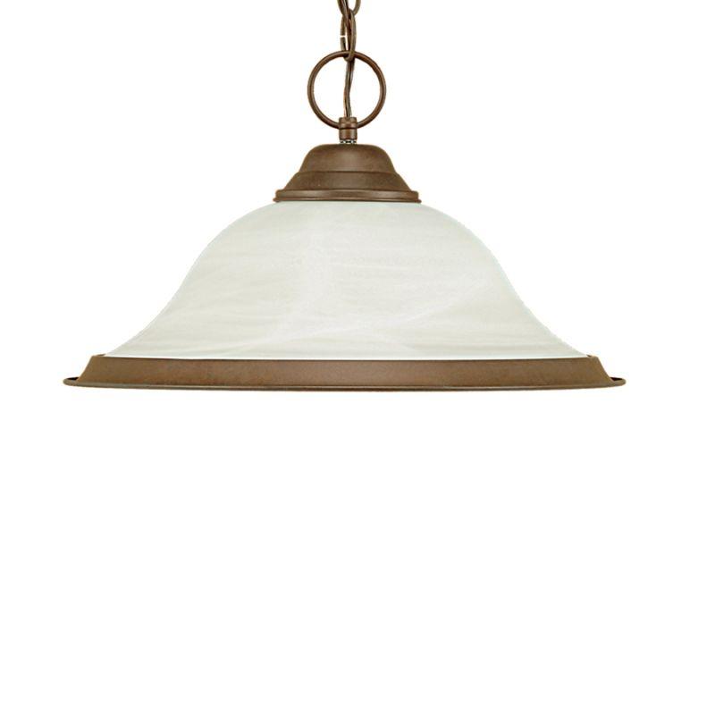 Millennium Lighting 1711 1 Light Pendant Bronze Indoor Lighting