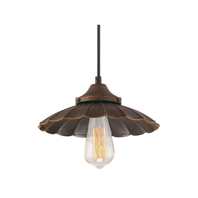 Millennium Lighting 182 Neo-Industrial 1 Light Mini Pendant Rubbed Sale $55.90 ITEM: bci2671850 ID#:182-RBZ UPC: 842639016720 :