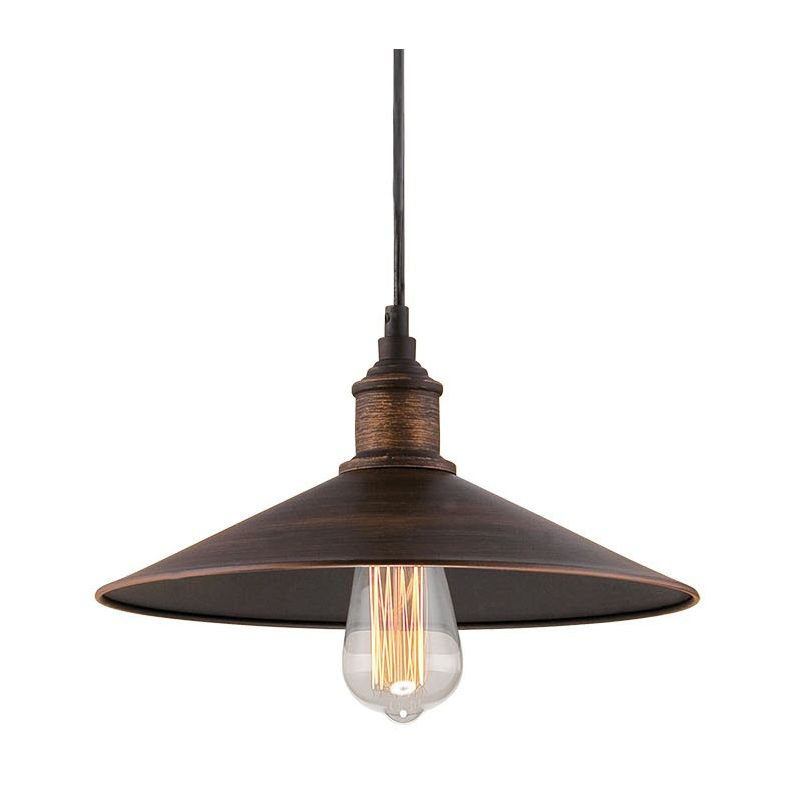 Millennium Lighting 184 Neo-Industrial 1 Light Full Sized Pendant Sale $59.90 ITEM: bci2671855 ID#:184-RBZ UPC: 842639016768 :