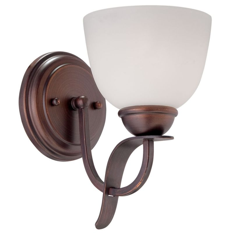 Millennium Lighting 1991 Belmont 1 Light Wall Sconce Rubbed Bronze Sale $39.90 ITEM: bci2671903 ID#:1991-RBZ UPC: 842639015181 :