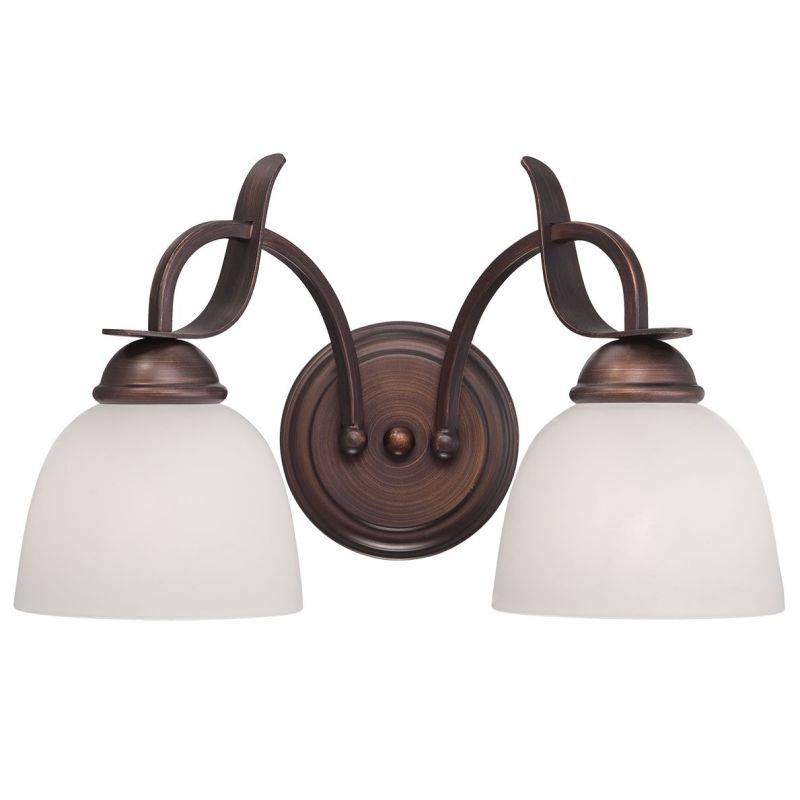 Millennium Lighting 1992 Belmont 2 Light Bathroom Vanity Light Rubbed Sale $75.90 ITEM: bci2671905 ID#:1992-RBZ UPC: 842639015198 :