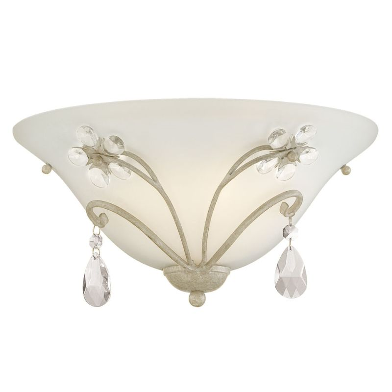 Millennium Lighting 2131 Clara 1 Light Wall Sconce Antique White Sale $46.99 ITEM: bci2353789 ID#:2131-AW UPC: 842639013446 :