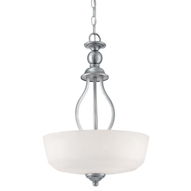 Millennium Lighting 3083 Lansing 3 Light Full Sized Pendant Brushed Sale $119.90 ITEM: bci2671973 ID#:3083-BPW UPC: 842639015051 :
