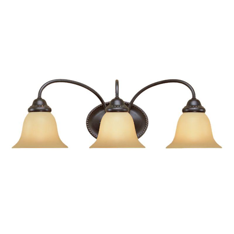 Millennium Lighting 4013 3 Light Bathroom Vanity Light Colonial Bronze Sale $89.90 ITEM: bci2231349 ID#:4013-CB UPC: 842639001221 :