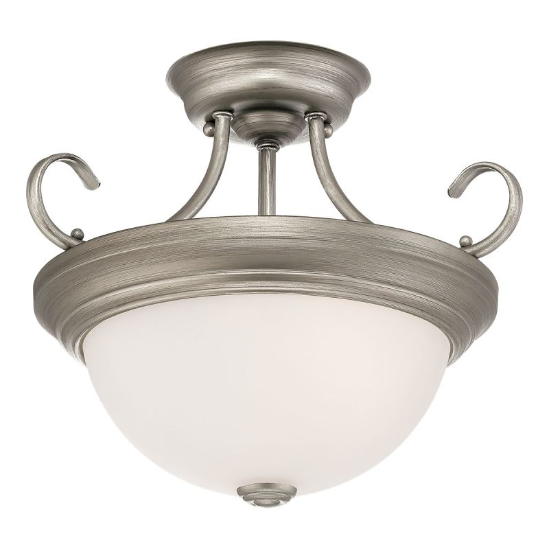 Millennium Lighting 5211 2 Light Semi-Flush Ceiling Fixture Rubbed Sale $47.90 ITEM: bci2353828 ID#:5211-RS UPC: 842639013859 :