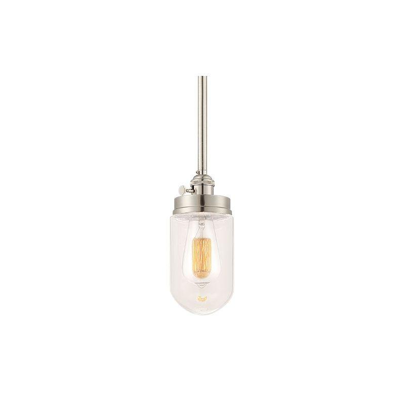 Millennium Lighting 5308 Neo-Industrial 1 Light Mini Pendant Brushed Sale $99.90 ITEM: bci2353838 ID#:5308-BN UPC: 842639014108 :