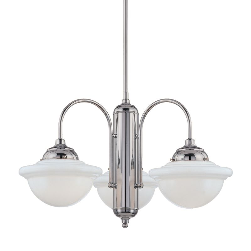 Millennium Lighting 5353 Neo-Industrial 3 Light Single Tier Chandelier Sale $259.90 ITEM: bci2231475 ID#:5353-CH UPC: 842639009746 :