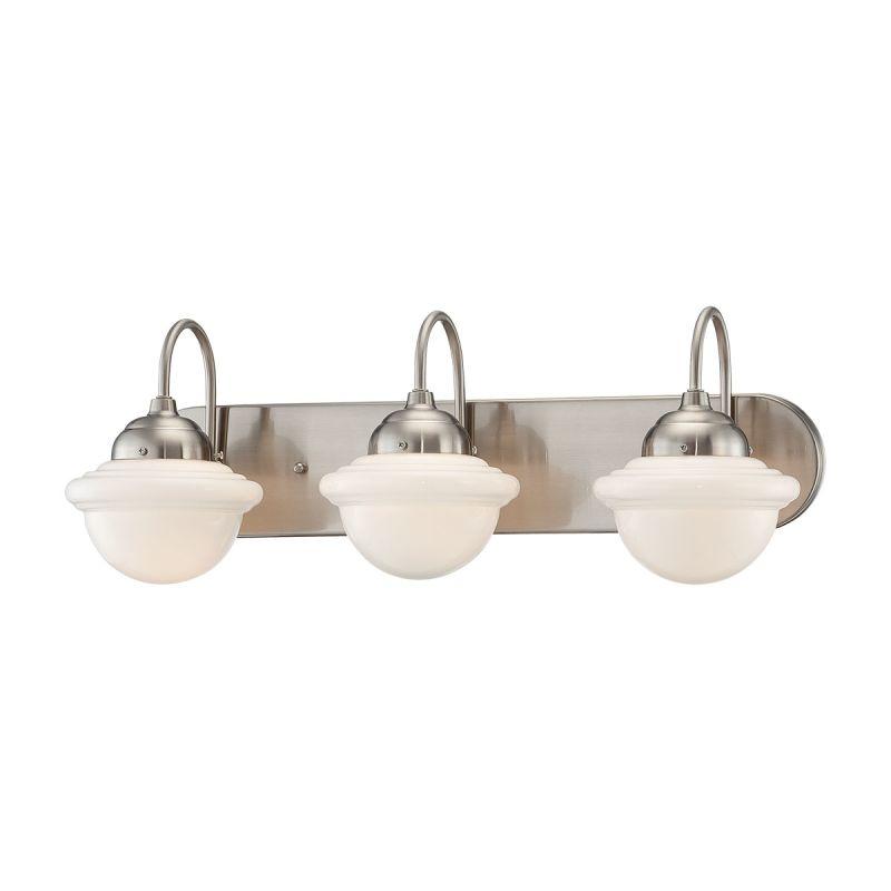 Millennium Lighting 5413 Neo-Industrial 3 Light Bathroom Vanity Light