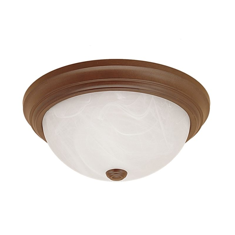 Millennium Lighting 561 2 Light Flush Mount Ceiling Fixture Bronze Sale $21.08 ITEM: bci2231513 ID#:561-BZ UPC: 842639001931 :