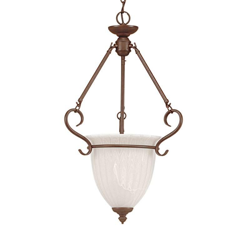 Millennium Lighting 6002 1 Light Pendant Bronze Indoor Lighting
