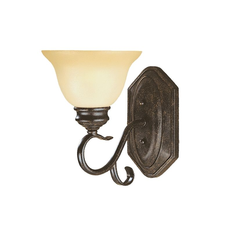Millennium Lighting 6071 Devonshire 1 Light Indoor Wall Sconce