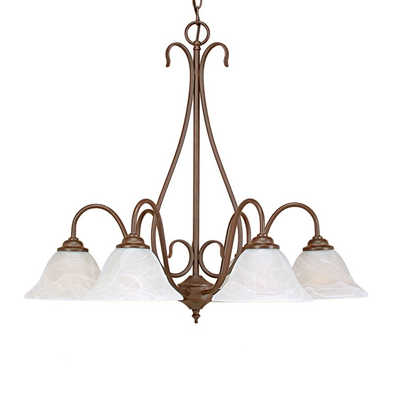 Millennium Lighting 796 6 Light Single Tier Chandelier Bronze Indoor Sale $129.90 ITEM: bci2231679 ID#:796-BZ UPC: 842639002693 :