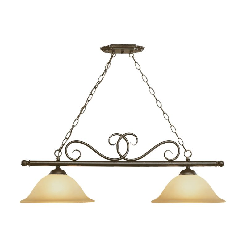 Millennium Lighting 9092 Manchester 2 Light Single Tier Linear Sale $159.90 ITEM: bci2231687 ID#:9092-BG UPC: 842639003157 :