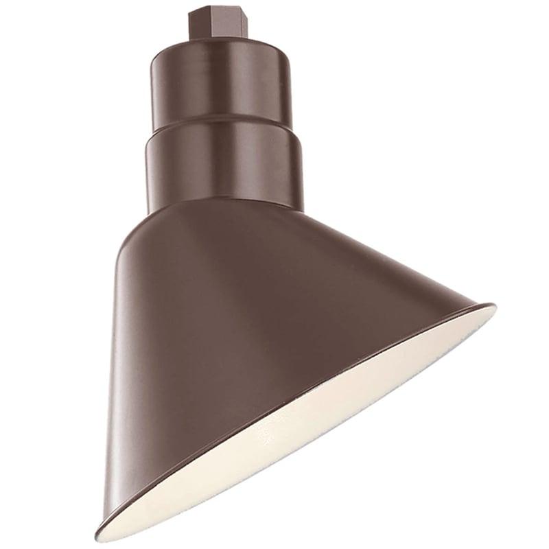 "Millennium Lighting RAS10 R Series 10"" Wide Outdoor Angle Shade"